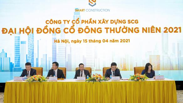 ĐHCĐ SCG: Đặt mục tiêu lợi nhuận tăng trưởng 178%, đẩy mạnh đầu tư BĐS công nghiệp và tăng cường hợp tác BCC