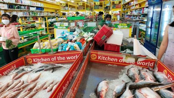 TP Hồ Chí Minh: Việc thiếu hàng hóa chỉ xảy ra tại các cửa hàng thực phẩm nhỏ lẻ