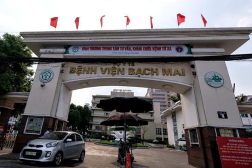 Bệnh viện Bạch Mai công bố giá khám cao nhất 550 nghìn, phòng cao nhất 3,3 triệu