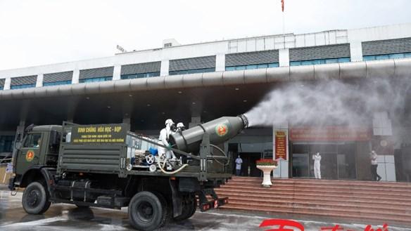 Bí thư Hà Nội phủ nhận tin đồn phong tỏa thành phố