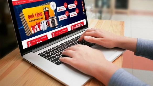 Chớp cơ hội xuất khẩu hàng hóa qua kênh thương mại điện tử