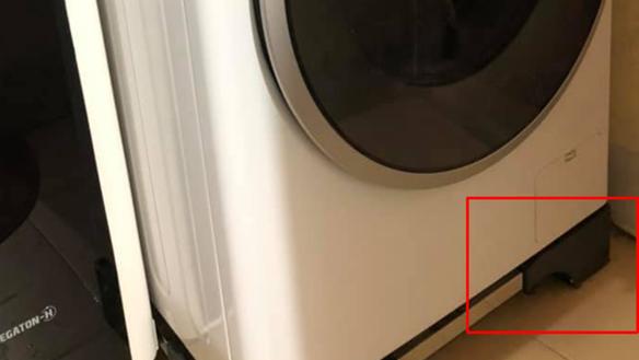 Máy giặt rung lắc dữ dội, chủ nhà đăng đàn hỏi dân mạng mới 'vỡ lẽ' vì sao