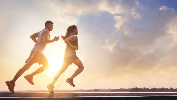 Tăng tuổi thọ nhờ chạy bộ
