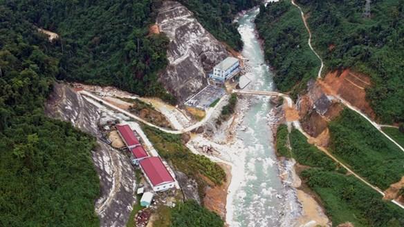 Tìm kiếm nạn nhân Thủy điện Rào Trăng 3: Khó khăn chồng chất