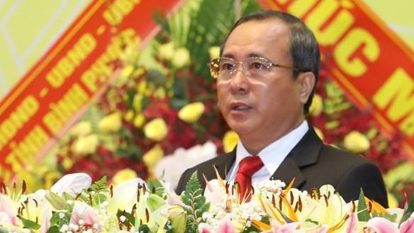 Đề nghị kỷ luật Bí thư Tỉnh ủy Bình Dương, cách chức vụ trong Đảng 4 lãnh đạo tỉnh