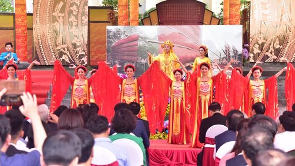 10 năm Hoàng Thành Thăng Long là Di sản văn hoá thế giới