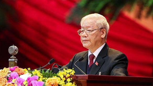 Toàn văn phát biểu của Tổng Bí thư, Chủ tịch nước Nguyễn Phú Trọng