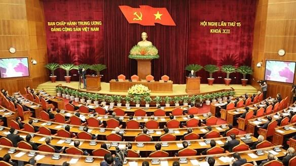 Toàn văn phát biểu của Tổng Bí thư bế mạc Hội nghị Trung ương 15