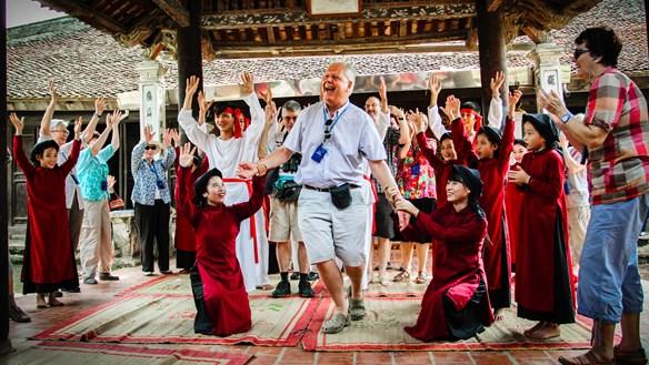 Kết nối di sản văn hóa phi vật thể với du lịch