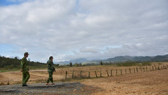 Mùa Xuân đặc biệt nơi biên giới Việt - Lào