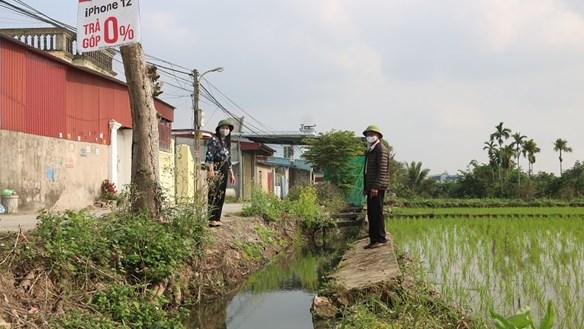 Hàng trăm km kênh xây thủy nông xuống cấp