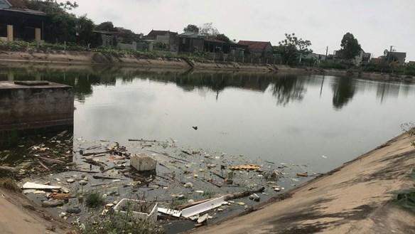 Nguy hiểm rình rập quanh hồ chứa nước