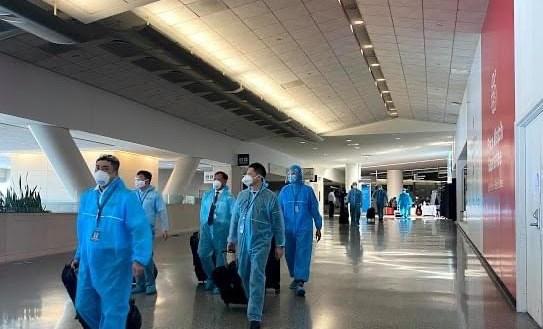 Sáng cuối tuần, Việt Nam thêm 1 người nhập cảnh mắc Covid-19