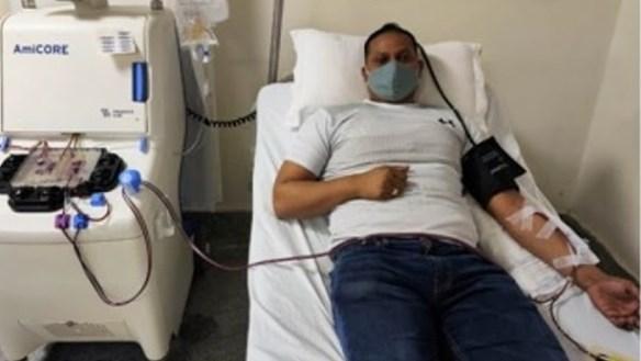 Ấn Độ: Cảnh sát hiến huyết tương cứu thai phụ mắc Covid-19