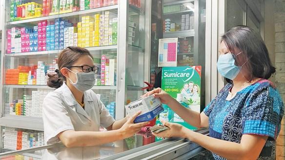 Hành động để ngăn chặn kháng thuốc