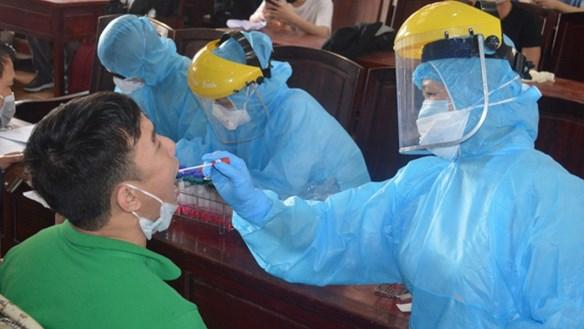 Bệnh nhân Covid-19 ở Thái Bình tái dương tính sau 14 ngày xuất viện