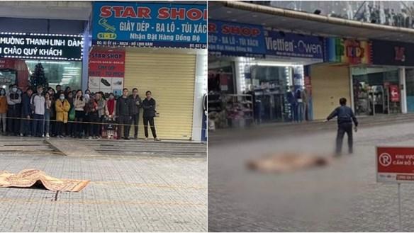 Hà Nội: Nam thanh niên nhảy từ tầng cao chung cư HH2B Linh Đàm xuống đất tử vong