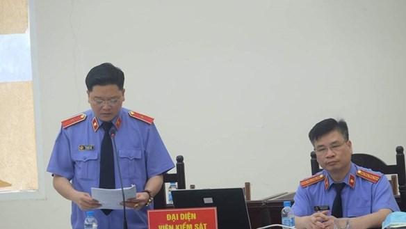 Phó Tổng Giám đốc Công ty Nhật Cường bị đề nghị 15-16 năm tù