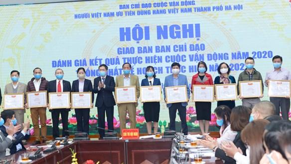 Nâng cao ý thức người dân trong tiêu dùng hàng Việt