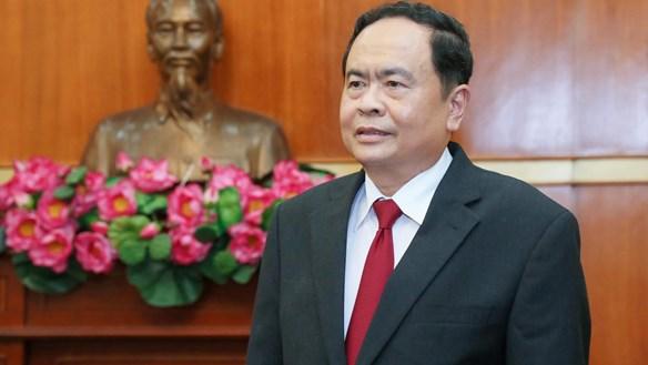 Thư chúc Tết của Chủ tịch UBTƯ MTTQ Việt Nam