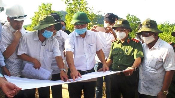 Quảng Nam: Lập lại trật tự ở mỏ vàng Bồng Miêu