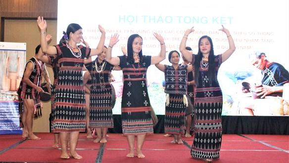 Quảng Nam: Cải thiện sinh kế bền vững cho cộng đồng dân tộc thiểu số