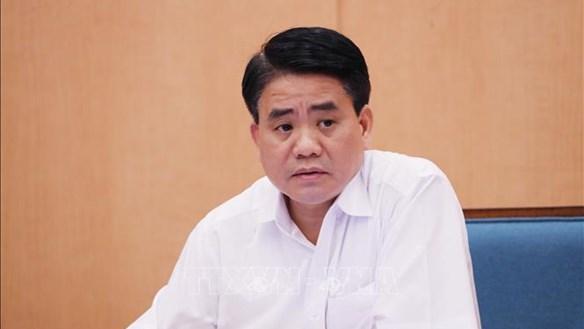Ông Nguyễn Đức Chung được hưởng nhiều tình tiết giảm nhẹ