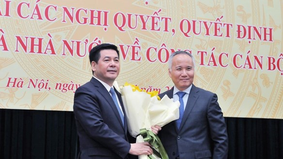 Tân Bộ trưởng Bộ Công Thương:  Vững vàng vượt qua khó khăn, thách thức phía trước