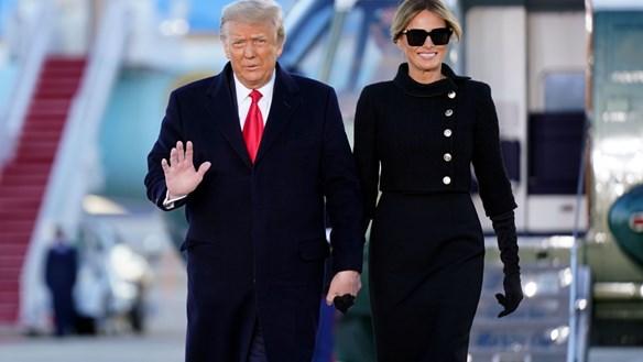 Vợ chồng cựu Tổng thống Trump trở nên gắn kết 'hậu Nhà Trắng'