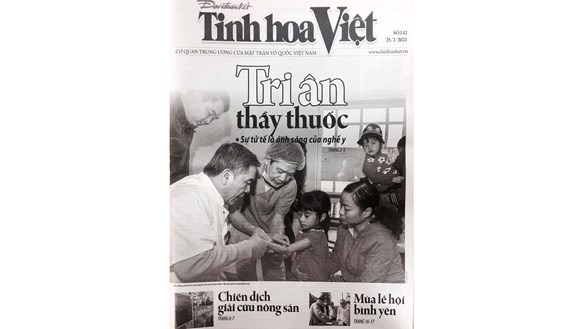Tìm đọc Tinh hoa Việt số 142