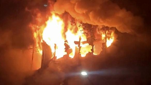 Đài Loan (Trung Quốc): Cháy tòa nhà 13 tầng, gần 90 người thương vong