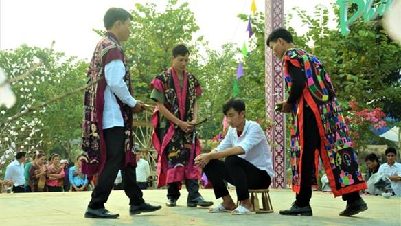 Điện Biên: Công bố di sản văn hóa phi vật thể quốc gia Lễ cấp sắc