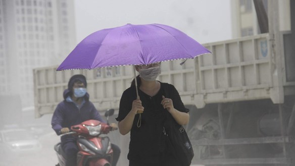Kiểm soát ô nhiễm không khí