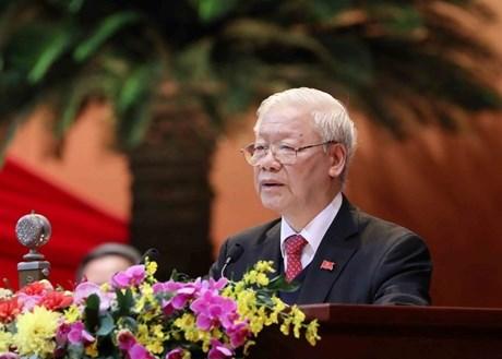 Lãnh đạo các nước gửi thư chúc mừng Tổng Bí thư, Chủ tịch nước Nguyễn Phú Trọng