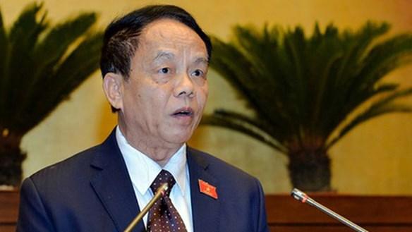 Thượng tướng Võ Trọng Việt rút khỏi danh sách ứng cử ĐBQH vì lý do sức khỏe