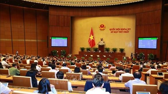 Quyết định cơ cấu Chính phủ nhiệm kỳ Quốc hội khóa XV có 27 thành viên