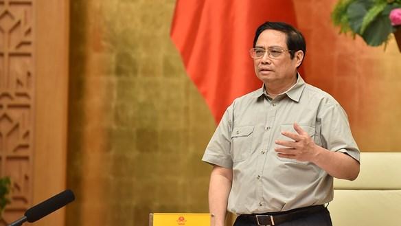 Thủ tướng Phạm Minh Chính: Từng bước nới lỏng giãn cách xã hội có kiểm soát