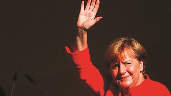 'Kỷ nguyên Merkel'