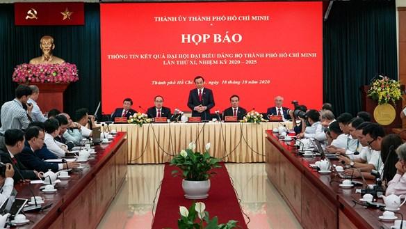 TP Hồ Chí Minh: Vấn đề Thủ Thiêm sẽ cơ bản giải quyết trước tháng 6/2021