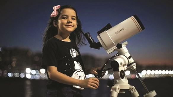 8 tuổi đã là 'Nhà thiên văn học'