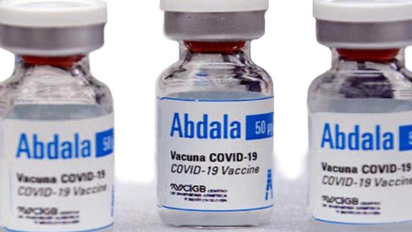 Tiêm vaccine Abdala 3 liều cho người trong độ tuổi 19-65