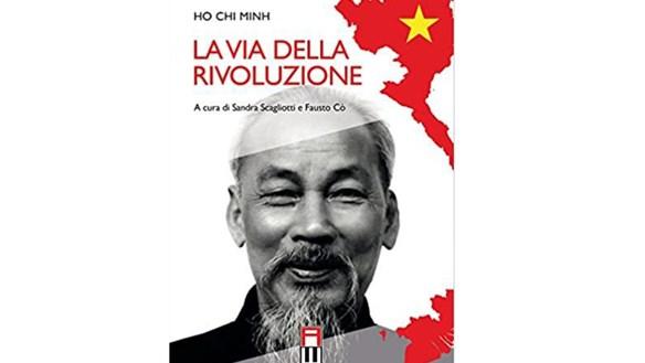 Tiếp nhận hai ấn phẩm về Chủ tịch Hồ Chí Minh bằng tiếng Italia