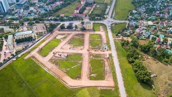 TP Vinh: Dự án 'bể nợ', chưa được giao đất vẫn thi công và bán ầm ầm