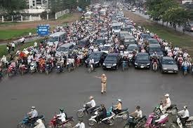 Cấm xe tải, xe khách đi vào tuyến đường phục vụ Đại hội Đảng