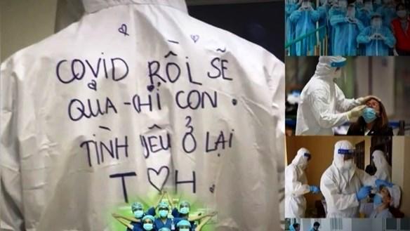 [VIDEO] Xúc động lời tạm biệt TP Hồ Chí Minh của các y, bác sĩ chi viện