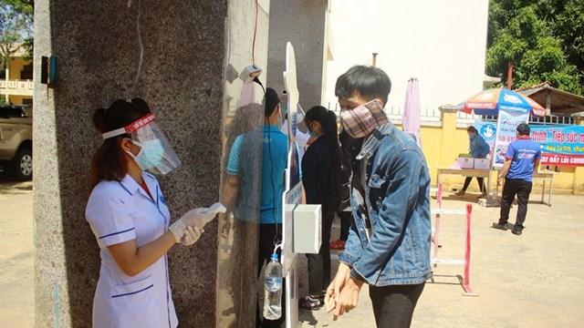 Từ ngày 12/5 học sinh Quảng Ngãi đi học trở lại