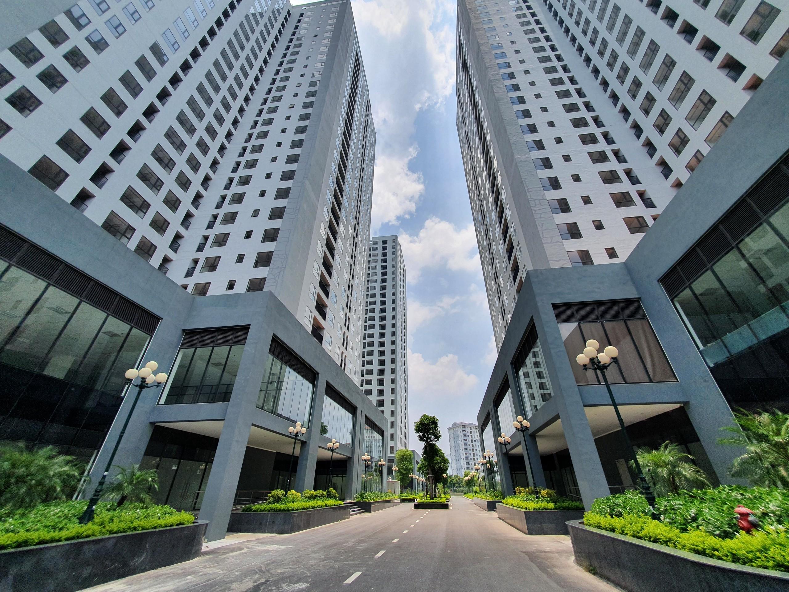 Chủ đầu tư là Tổng công ty Đầu tư phát triển nhà và đô thị - Bộ Quốc phòng.