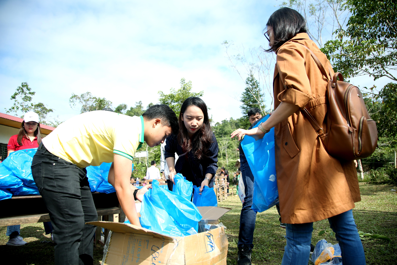 Hà Giang: Trẻ em Nà Bó hạnh phúc trong lễ khánh thành điểm trường mới - Ảnh 3