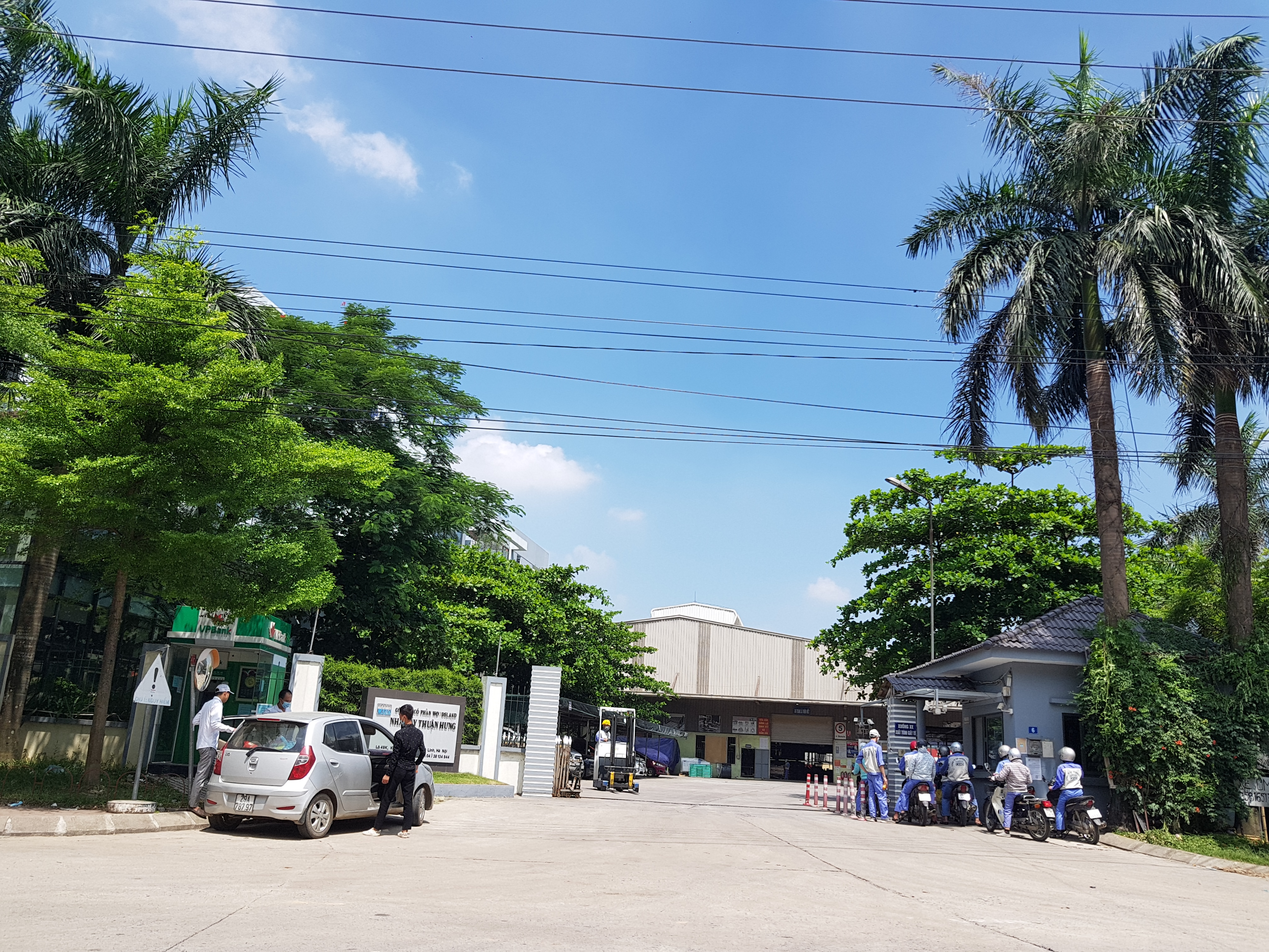 Nhiều sai phạm tại khu công nghiệp Quang Minh - Ảnh 1