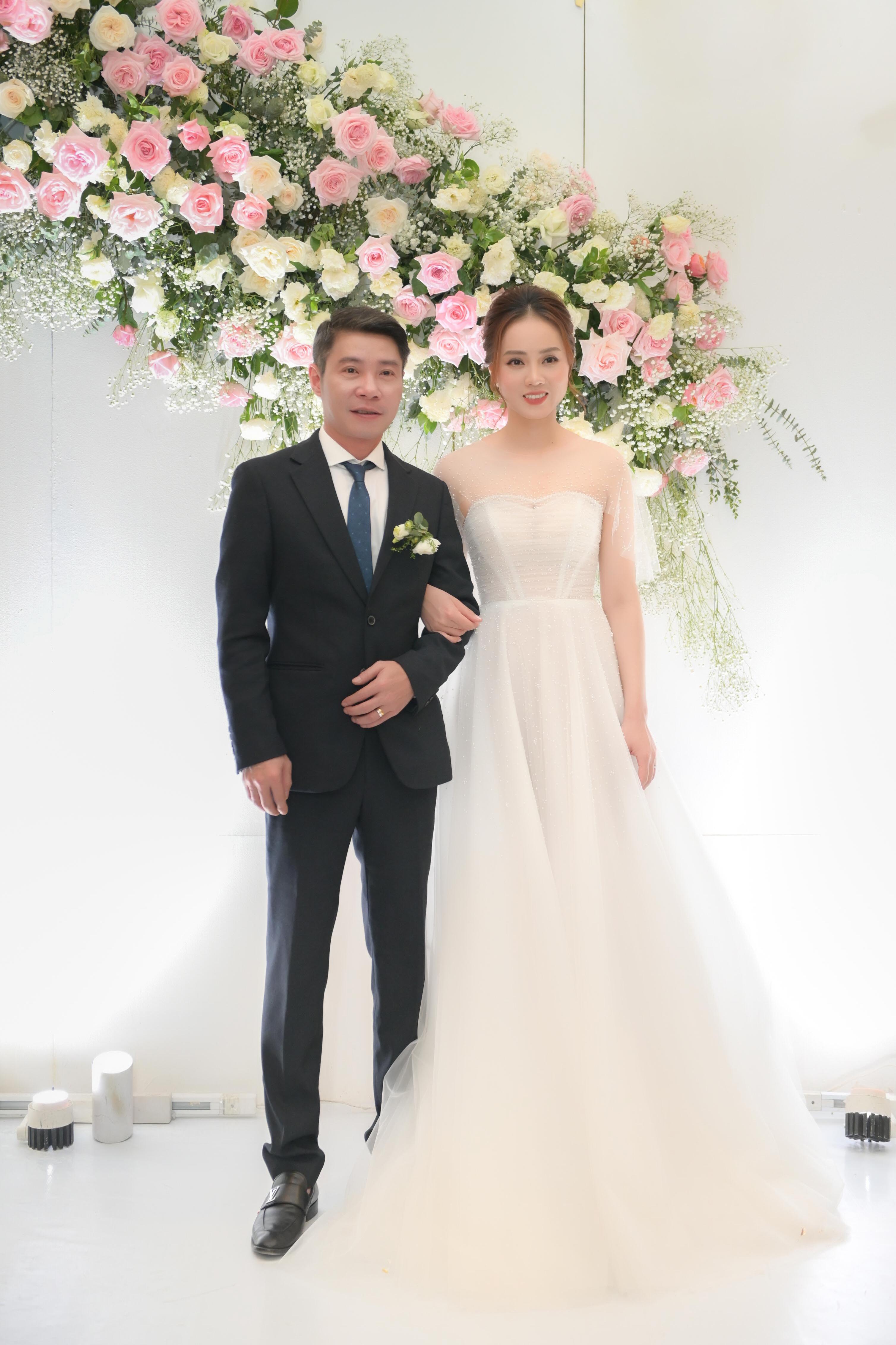 Vợ chồng NSND Công Lý - Ngọc Hà.